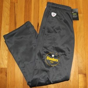 Nike Pittsburgh Steelers Therma Pants NFL M XL